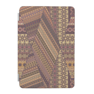 Vintage tribal aztec pattern iPad mini cover