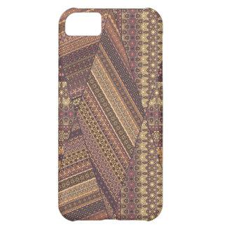 Vintage tribal aztec pattern iPhone 5C case