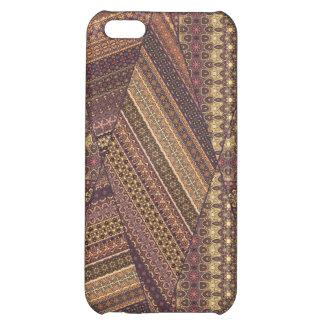 Vintage tribal aztec pattern iPhone 5C covers