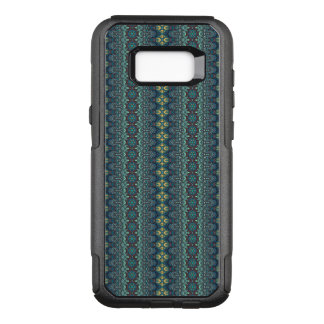 Vintage tribal aztec pattern OtterBox commuter samsung galaxy s8+ case
