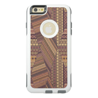 Vintage tribal aztec pattern OtterBox iPhone 6/6s plus case