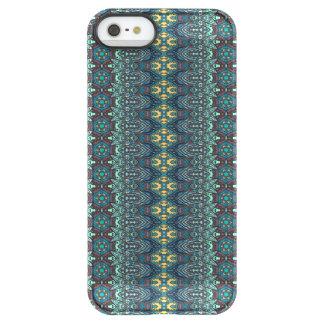 Vintage tribal aztec pattern permafrost® iPhone SE/5/5s case