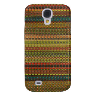 Vintage tribal aztec pattern samsung galaxy s4 cases