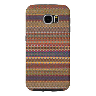 Vintage tribal aztec pattern samsung galaxy s6 cases