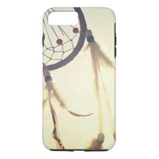 Vintage Tribal Hipster Dream Catcher Ornament iPhone 7 Plus Case