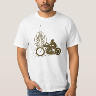 Vintage Triumph Riding T-Shirt