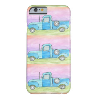 Vintage Truck Barely There iPhone 6 Case