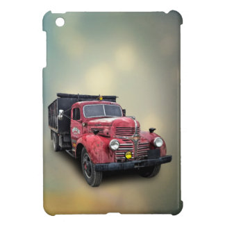 VINTAGE TRUCK COVER FOR THE iPad MINI