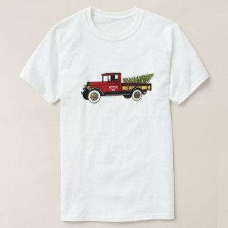 Vintage Truck Your Christmas Tree Farm T-Shirt