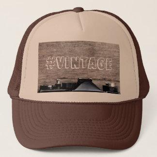 #VINTAGE TRUCKER HAT