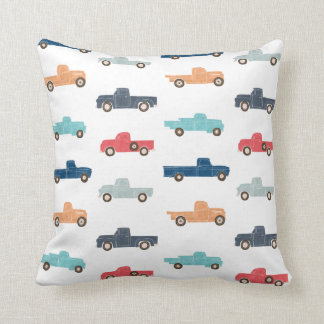 Vintage Trucks Cushion