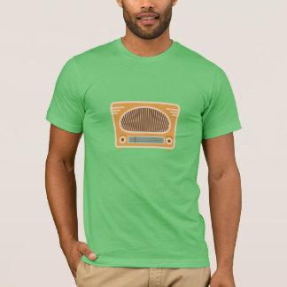 Vintage Tube Radio Collector T-Shirt