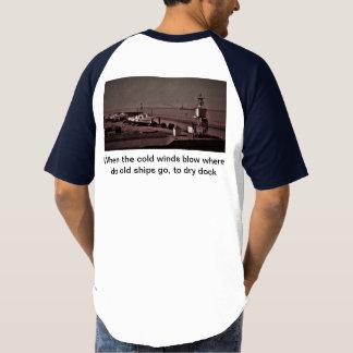 Vintage Tugboats in drydock T-Shirt