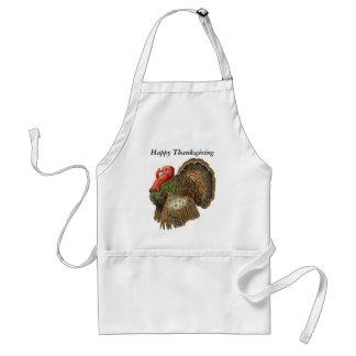 Vintage Turkey Apron