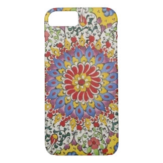 Vintage Turkish Pattern iPhone 7 case Covers