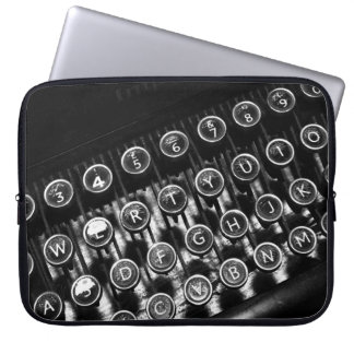Vintage Typewriter Computer Sleeve