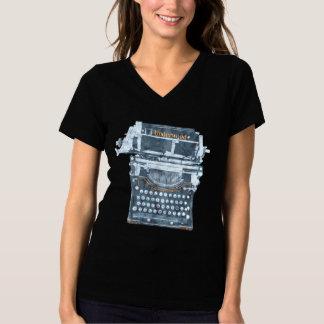 Vintage Typewriter T shirt