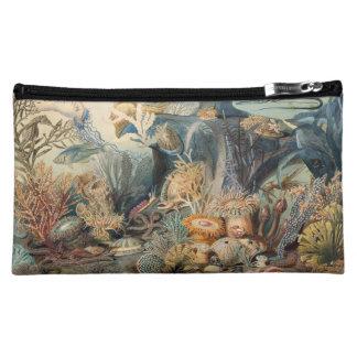 Vintage Under the Sea | Cosmetics Bag