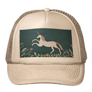 Vintage unicorn cap