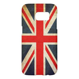 Vintage Union Jack British Flag