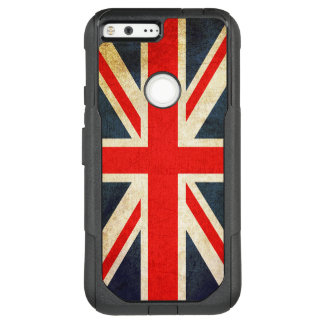 Vintage Union Jack British Flag OtterBox Commuter Google Pixel XL Case