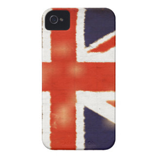 Vintage Union Jack iPhone 4 and 4S Case