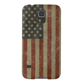 Vintage United States Flag Galaxy S5 Covers