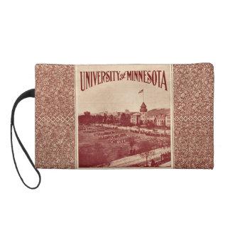 Vintage University of Minnesota cover Independent Wristlets
