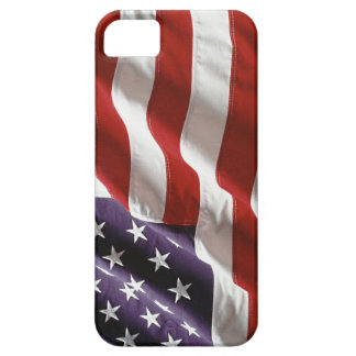 Vintage US Flag 'Flying High' iPhone 5 Case