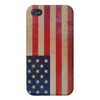Vintage USA Flag iPhone 4/4s Speck Case