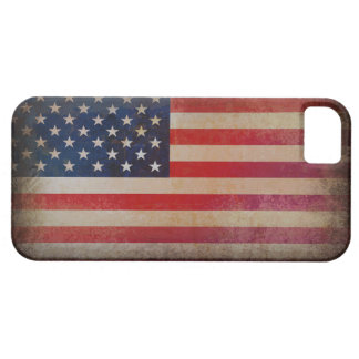 Vintage USA Flag iPhone 5 Cover