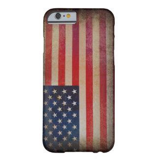 Vintage USA Flag iPhone 6 case