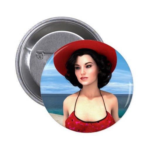 Vintage Vacation Pins