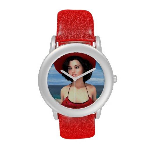 Vintage Vacation Wristwatch