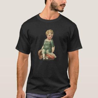 Vintage Valentine Boy T-Shirt