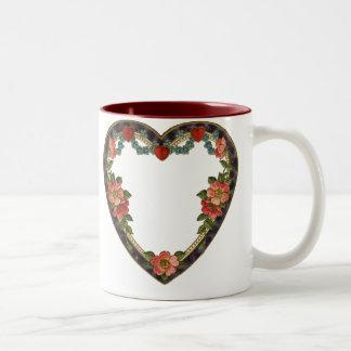Vintage Valentine Mug