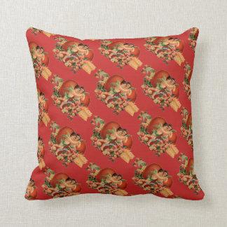 Vintage Valentine's Cherubs Cushion