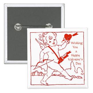 Vintage Valentine s Day Cupid Pin