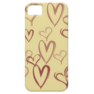 Vintage valentines day case for iPhone 5/5S