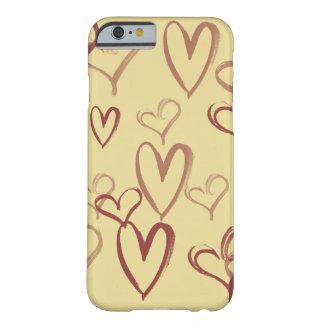 Vintage valentines day iPhone 6 case
