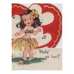Vintage : Valentine's day - Postcards