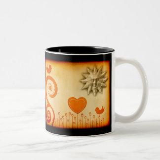 Vintage - Valentine's Motif Mugs