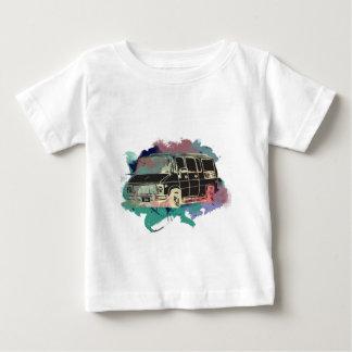 Vintage Van Baby T-Shirt