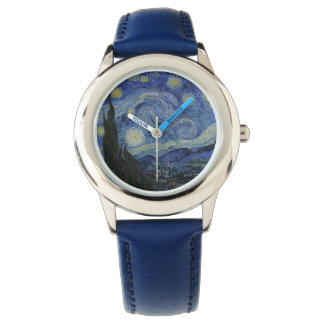 Vintage Van Gogh Starry Night Watch