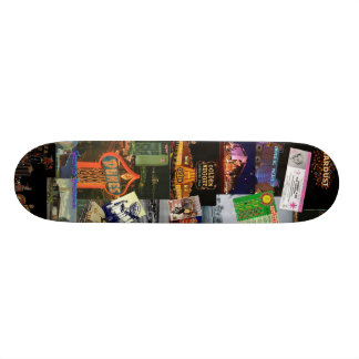 """Vintage Vegas"" Skate Deck Skate Decks"