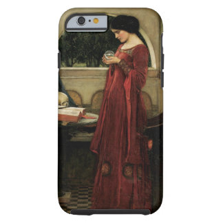 Vintage Victorian Art, Crystal Ball by Waterhouse Tough iPhone 6 Case