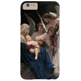 Vintage Victorian Art, Song of Angels, Bouguereau Barely There iPhone 6 Plus Case