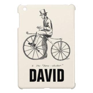 Vintage/Victorian Boneshaker Personnalised iPad Mini Cases