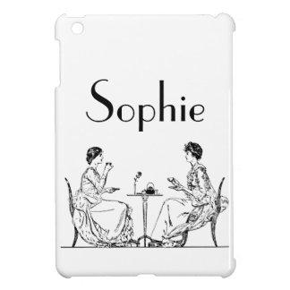 Vintage/Victorian High Tea Personnalised iPad Mini Cover