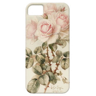 Vintage Victorian Romantic Roses iPhone 5 Cover